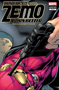 Thunderbolts Presents: Zemo - Born Better (2007) #4 (of 4)