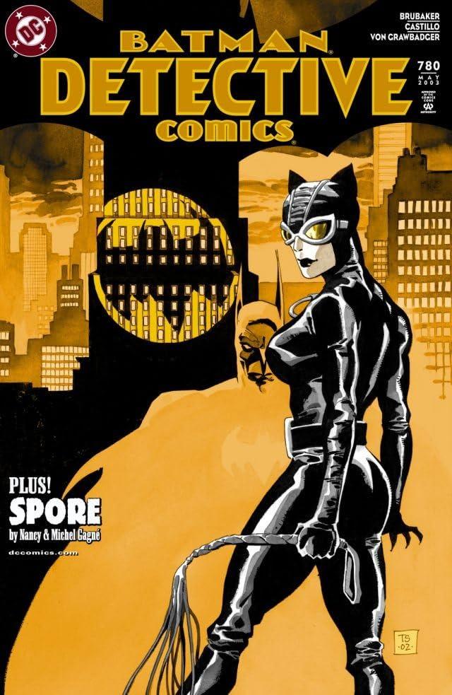 Detective Comics (1937-2011) #780