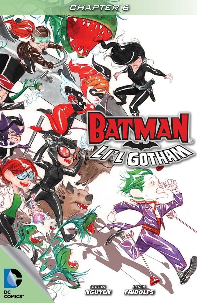 Batman: Li'l Gotham #6