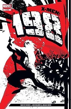 X-Men: The 198 (2006) #1 (of 5)