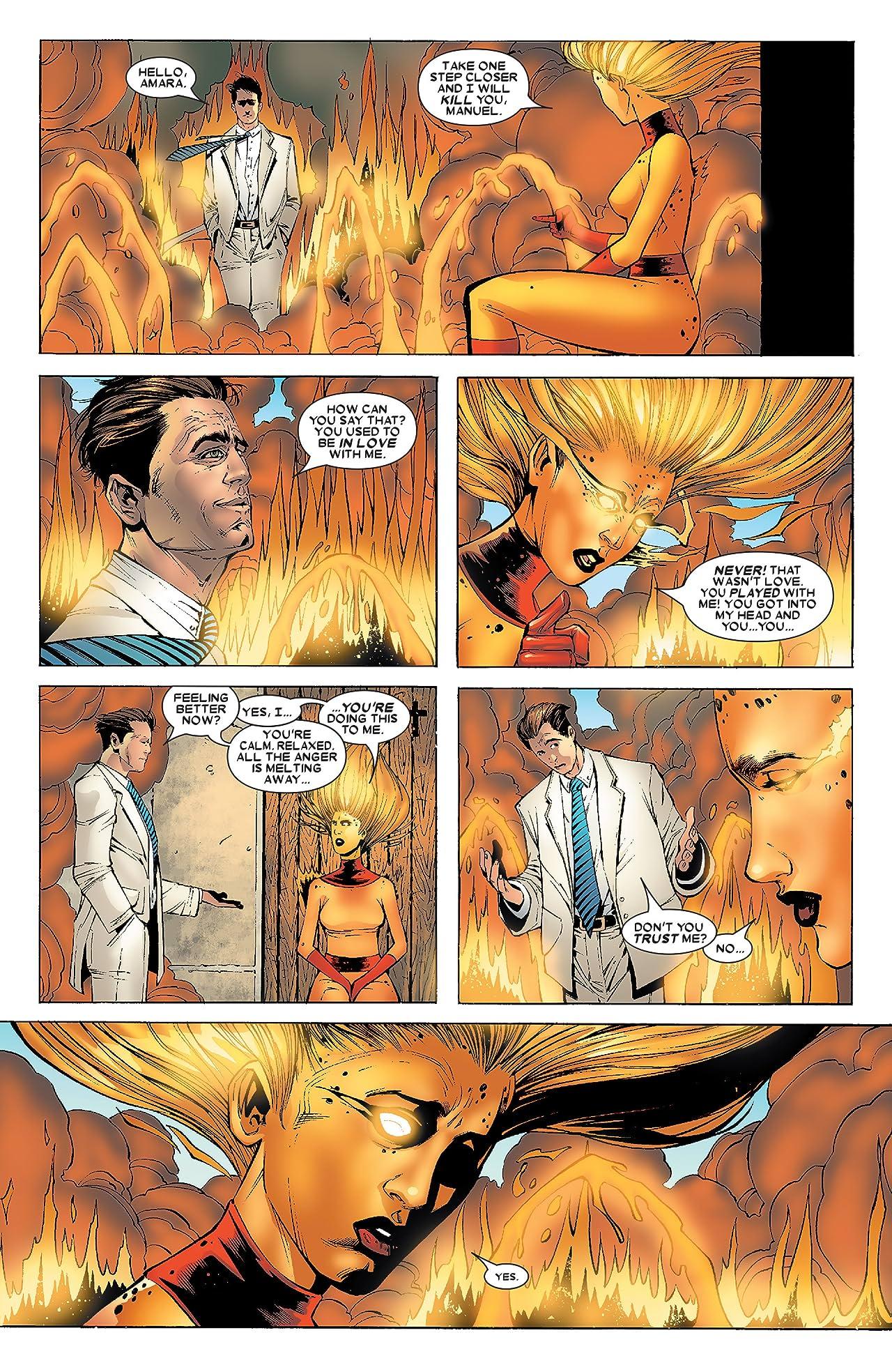 X-Men: The 198 (2006) #2 (of 5)
