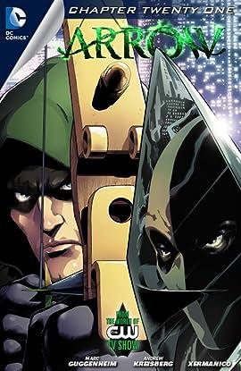Arrow (2012-2013) #21
