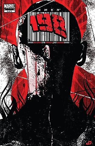 X-Men: The 198 (2006) #5 (of 5)
