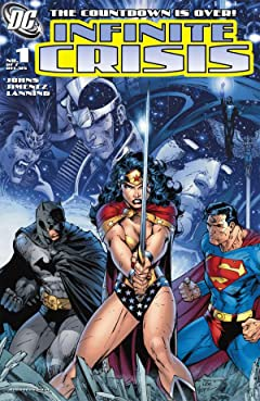 Infinite Crisis (2005-2006) No.1 (sur 7)
