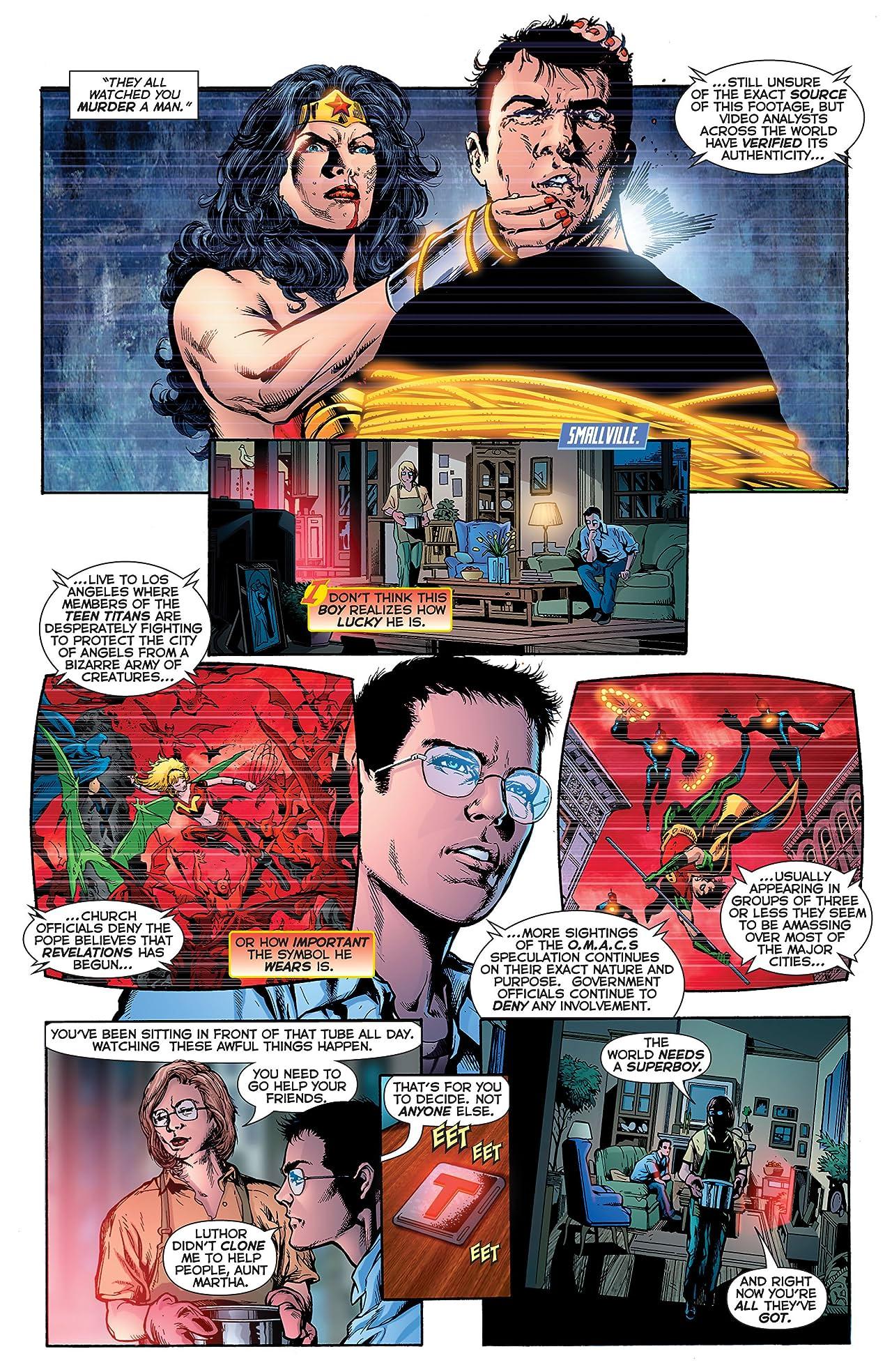 Infinite Crisis (2005-2006) #1 (of 7)