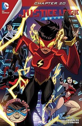 Justice League Beyond (2012-2013) #20
