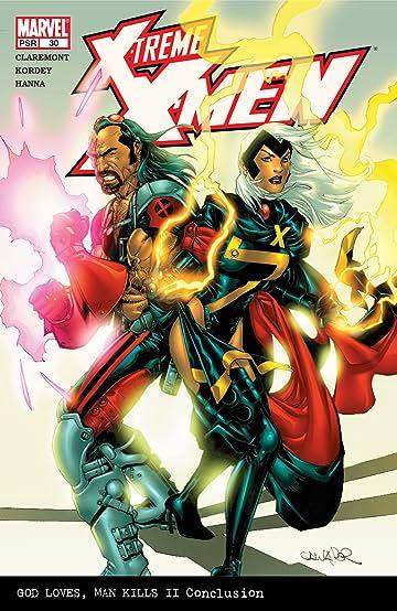 X-Treme X-Men (2001-2003) #30