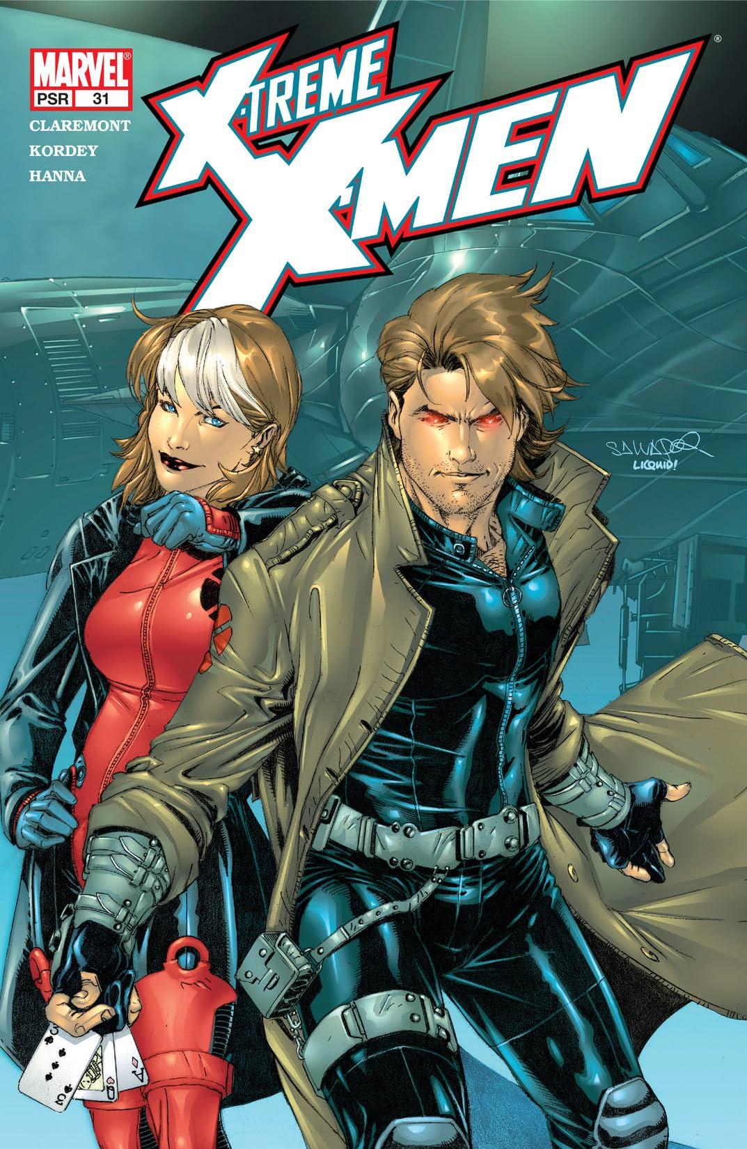 X-Treme X-Men (2001-2003) #31