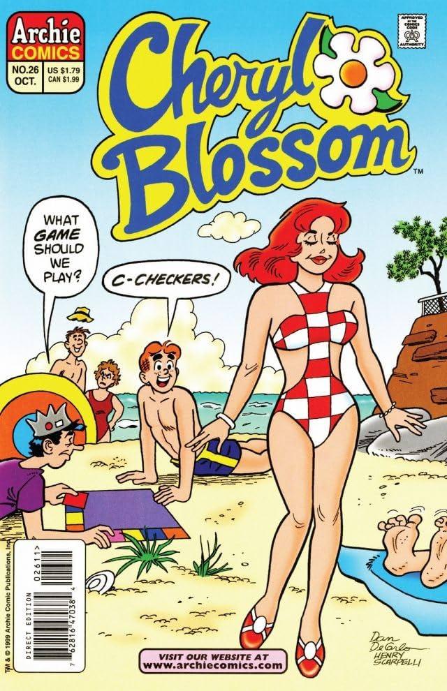 Cheryl Blossom #26