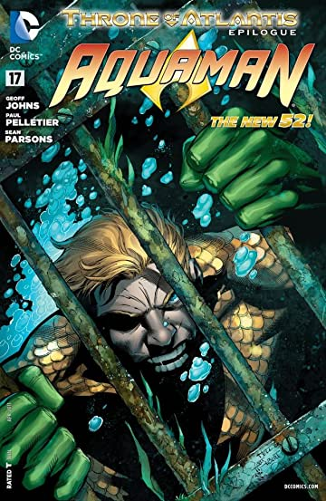 Aquaman (2011-2016) No.17