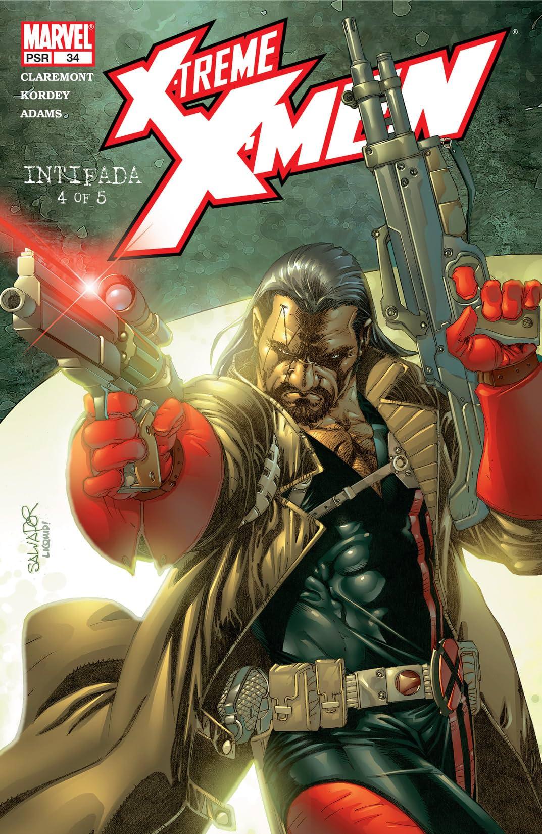 X-Treme X-Men (2001-2003) #34