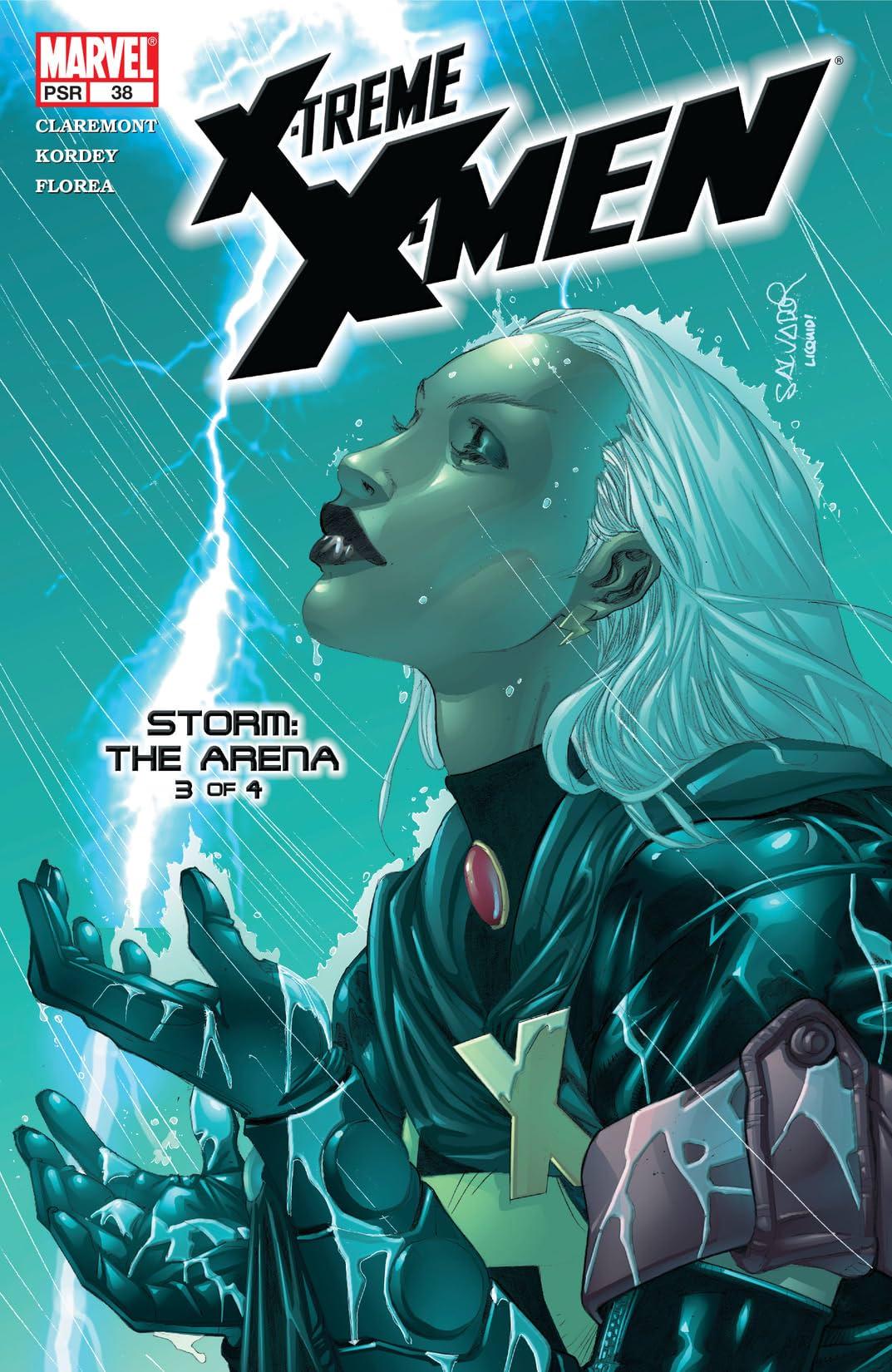 X-Treme X-Men (2001-2003) #38