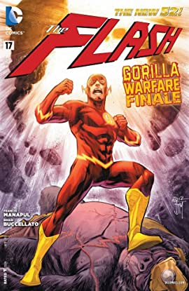 The Flash (2011-2016) #17