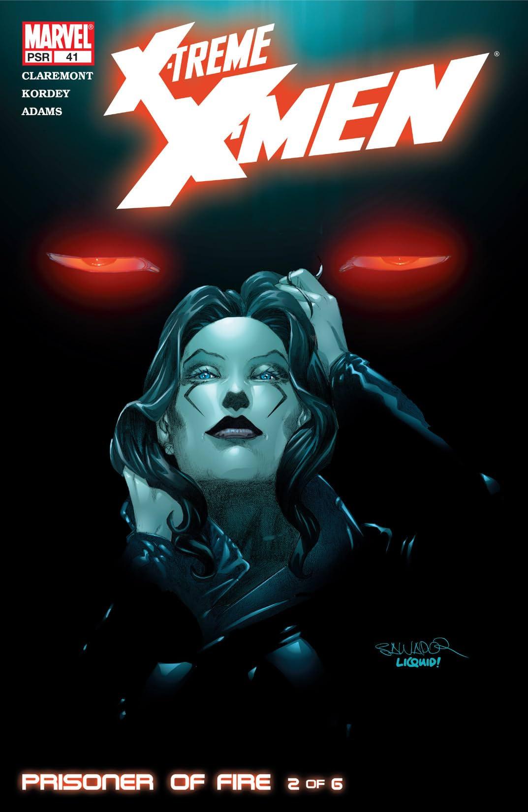 X-Treme X-Men (2001-2003) #41