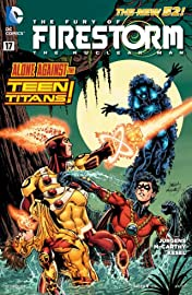 The Fury of Firestorm: The Nuclear Men (2011-2013) #17