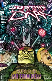 Justice League Dark (2011-2015) #17