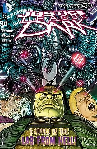 Justice League Dark (2011-2015) #17