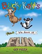 Bucky Katt's Big Book of Fun: Get Fuzzy