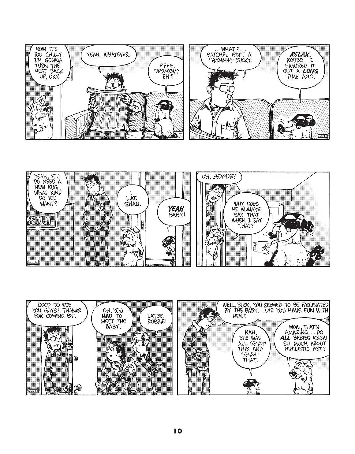Bucky Katt's Big Book of Fun: Get Fuzzy