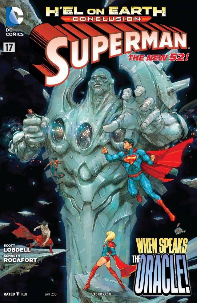 Superman (2011-2016) #17