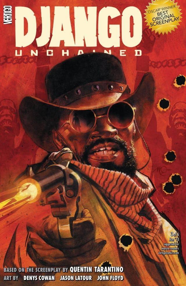 Django Unchained #3