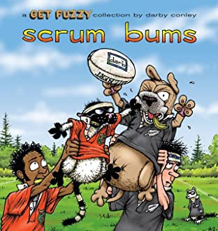 Scrum Bums: A Get Fuzzy Collection