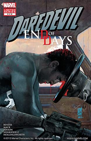 Daredevil: End of Days No.5 (sur 8)