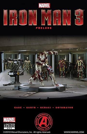 Marvel's Iron Man 3 Prelude No.2 (sur 2)