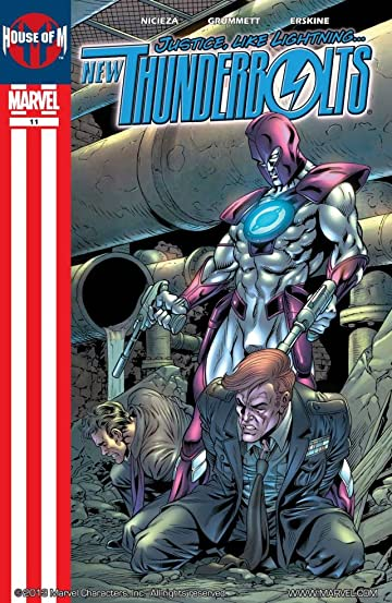 New Thunderbolts (2004-2006) #11