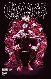 Carnage (2015-2017) #7