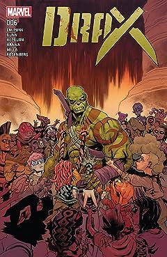 Drax (2015-2016) #6