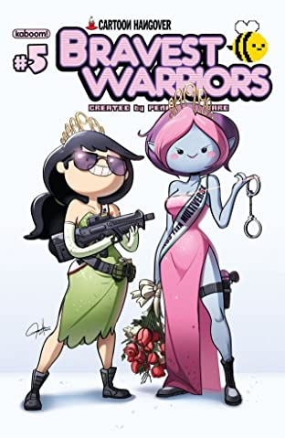 Bravest Warriors No.5