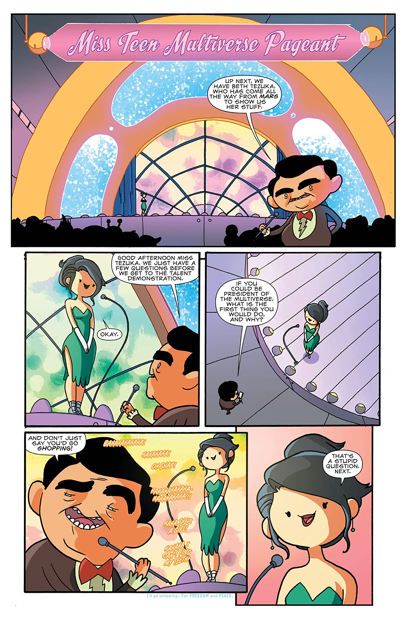 Bravest Warriors #5