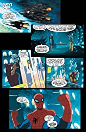 Marvel Universe Ultimate Spider-Man: Contest of Champions (2016) #2