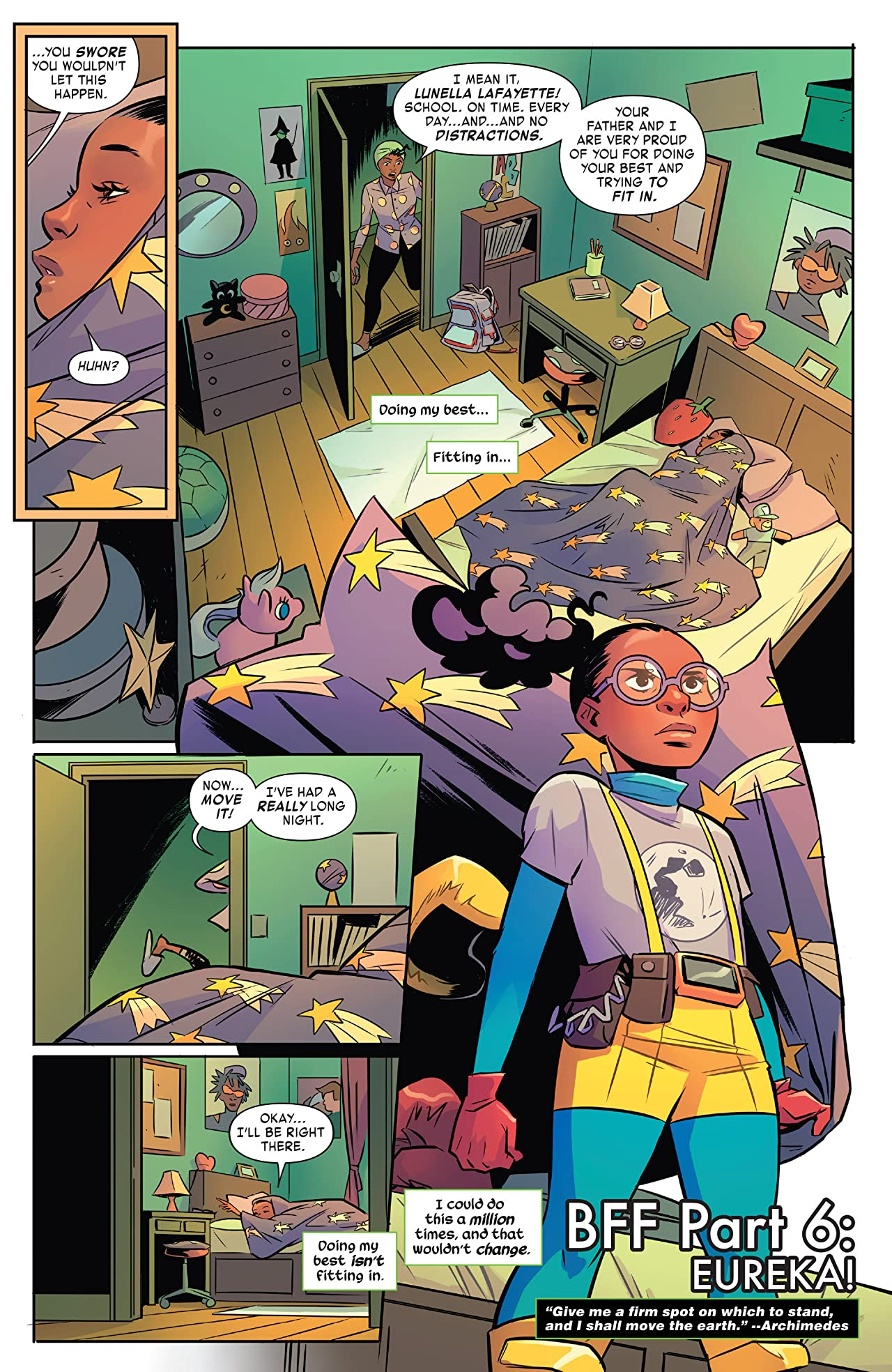 Moon Girl and Devil Dinosaur (2015-) #6
