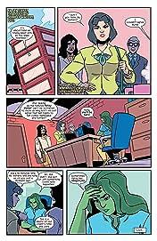 Patsy Walker, A.K.A. Hellcat! (2015-2017) #5
