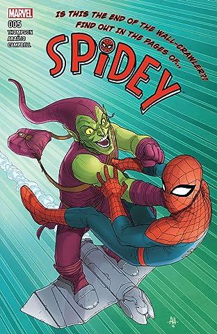 Spidey (2015-2016) #5