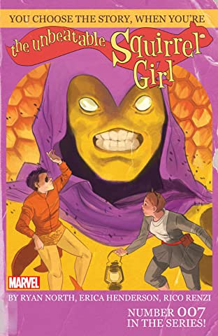 The Unbeatable Squirrel Girl (2015-2019) #7