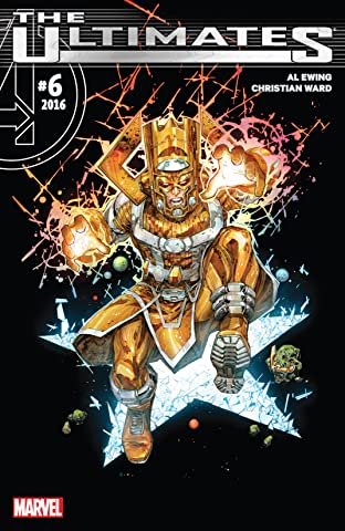 Ultimates (2015-) #6