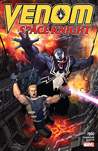 Venom: Space Knight (2015-) #6