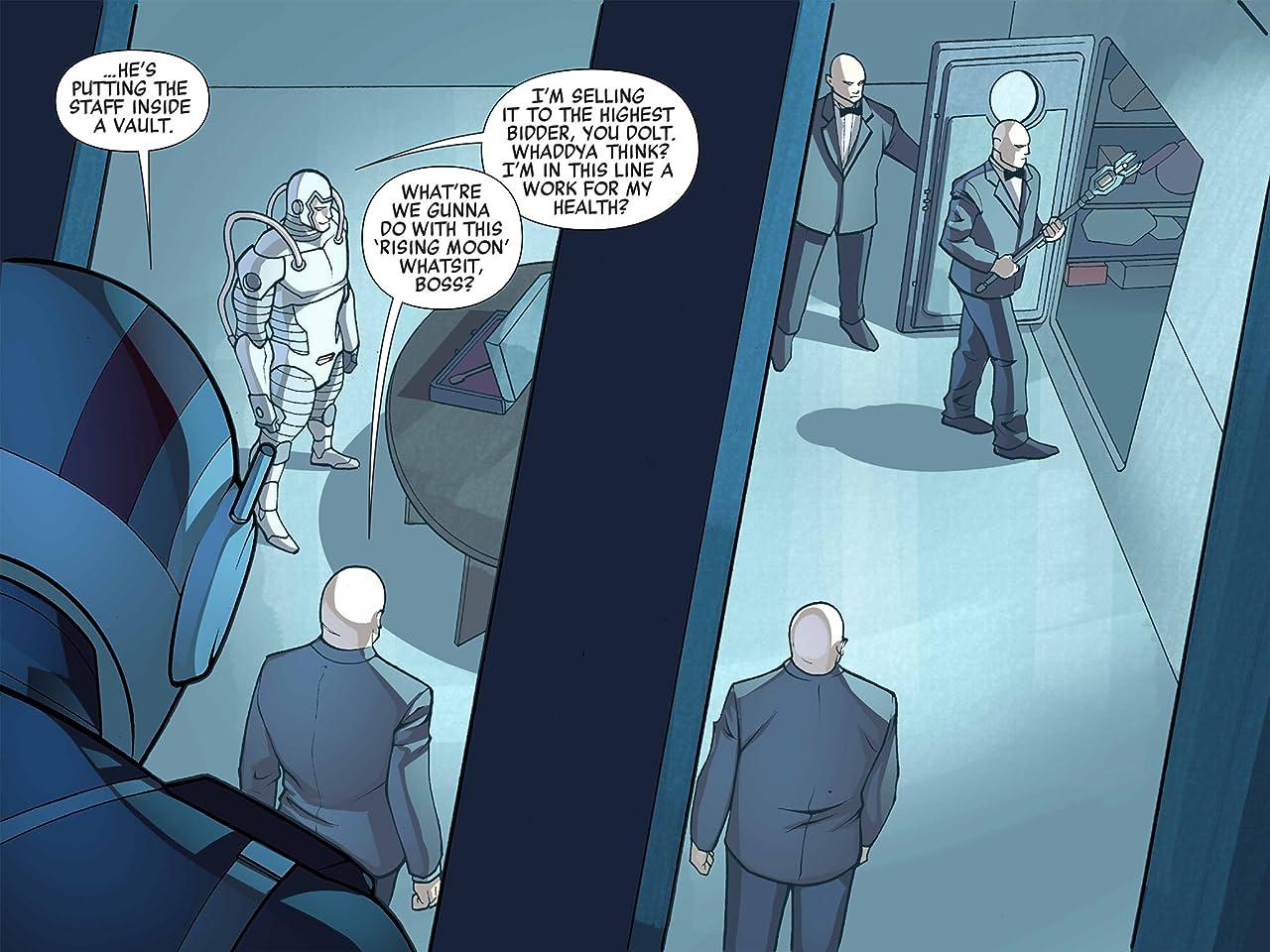 Marvel Universe Avengers Infinite Comic #9