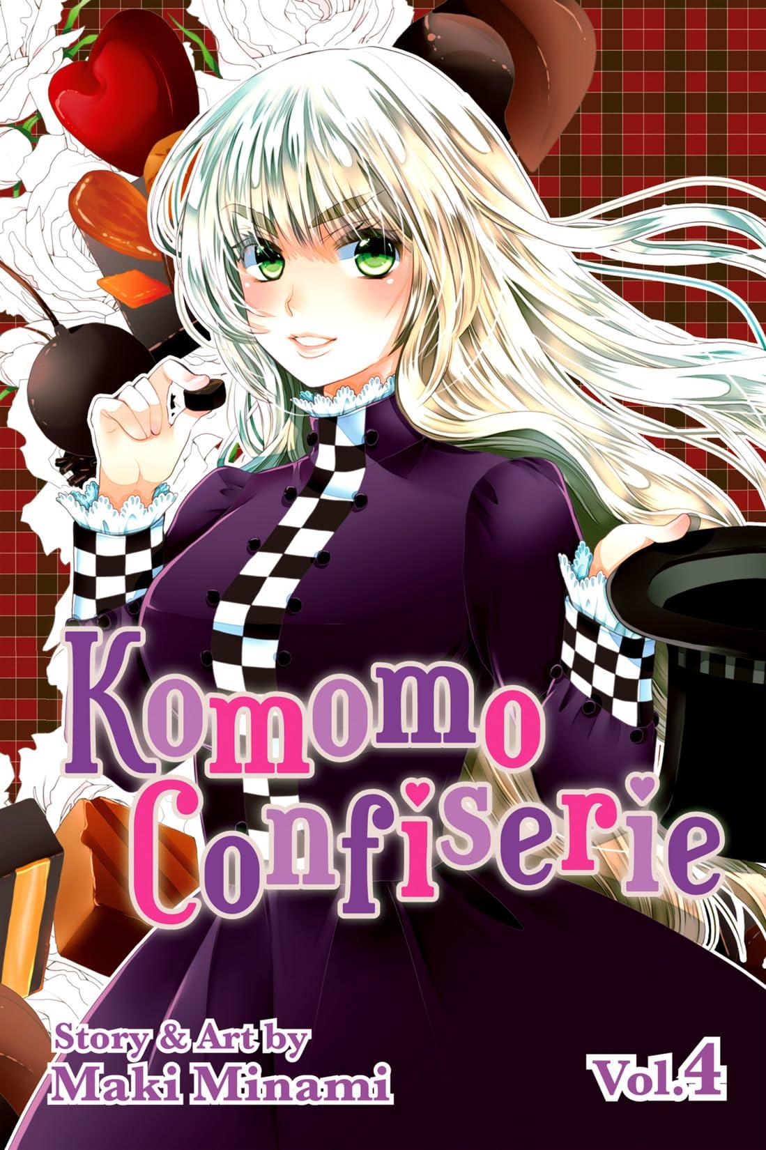 Komomo Confiserie Vol. 4