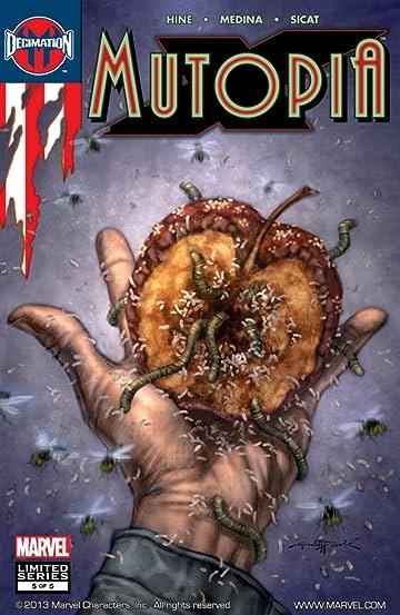 Mutopia X #5 (of 5)