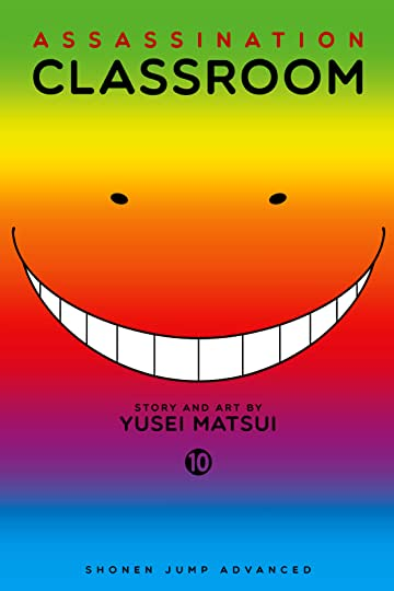 Assassination Classroom Vol. 10