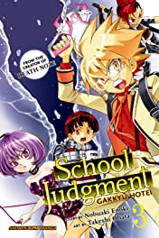 School Judgment: Gakkyu Hotei Vol. 3