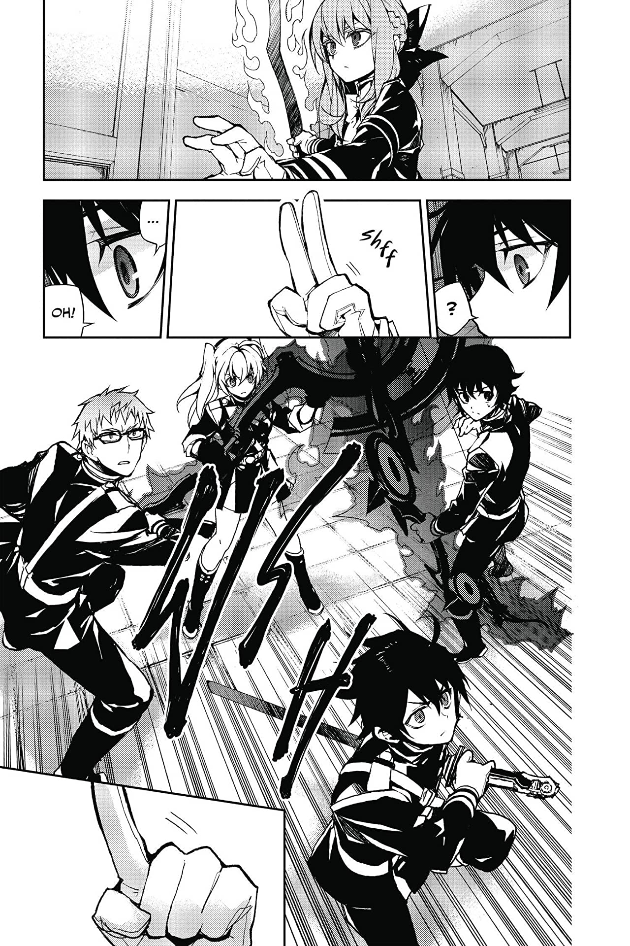 Seraph of the End Vol. 9