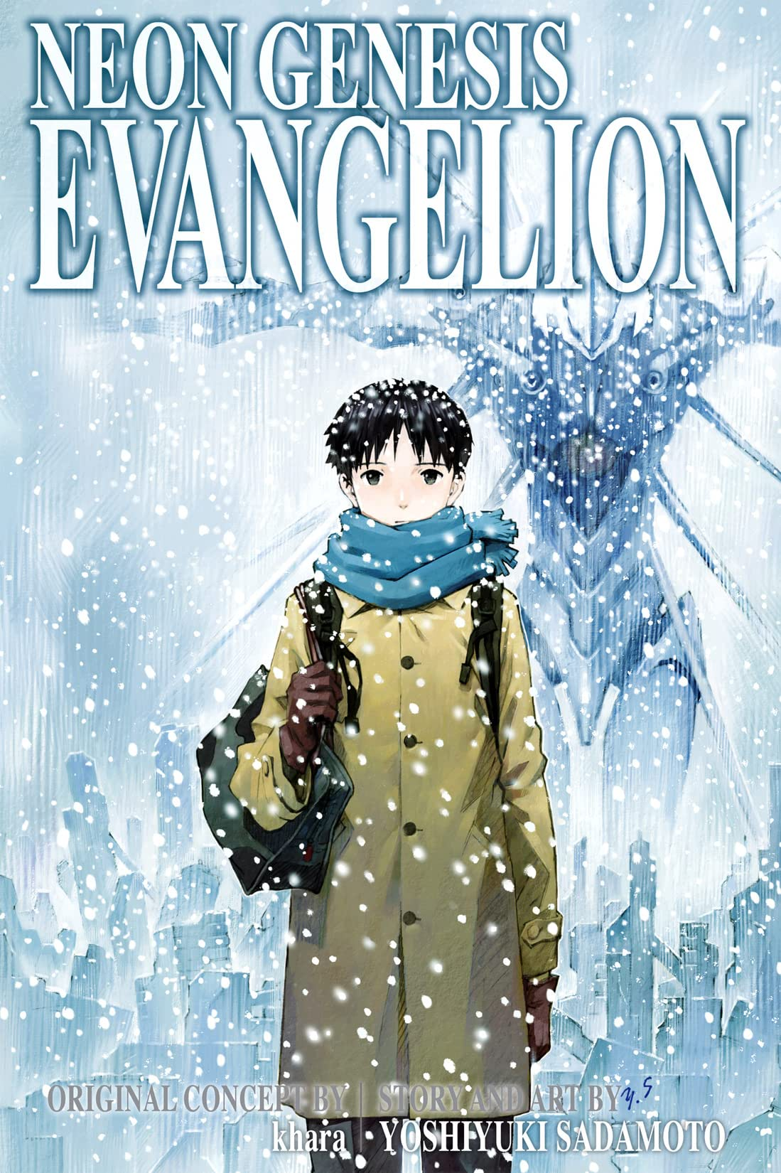 Neon Genesis Evangelion 2-in-1 Edition Vol. 5