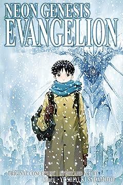 Neon Genesis Evangelion 2-in-1 Edition Vol. 5