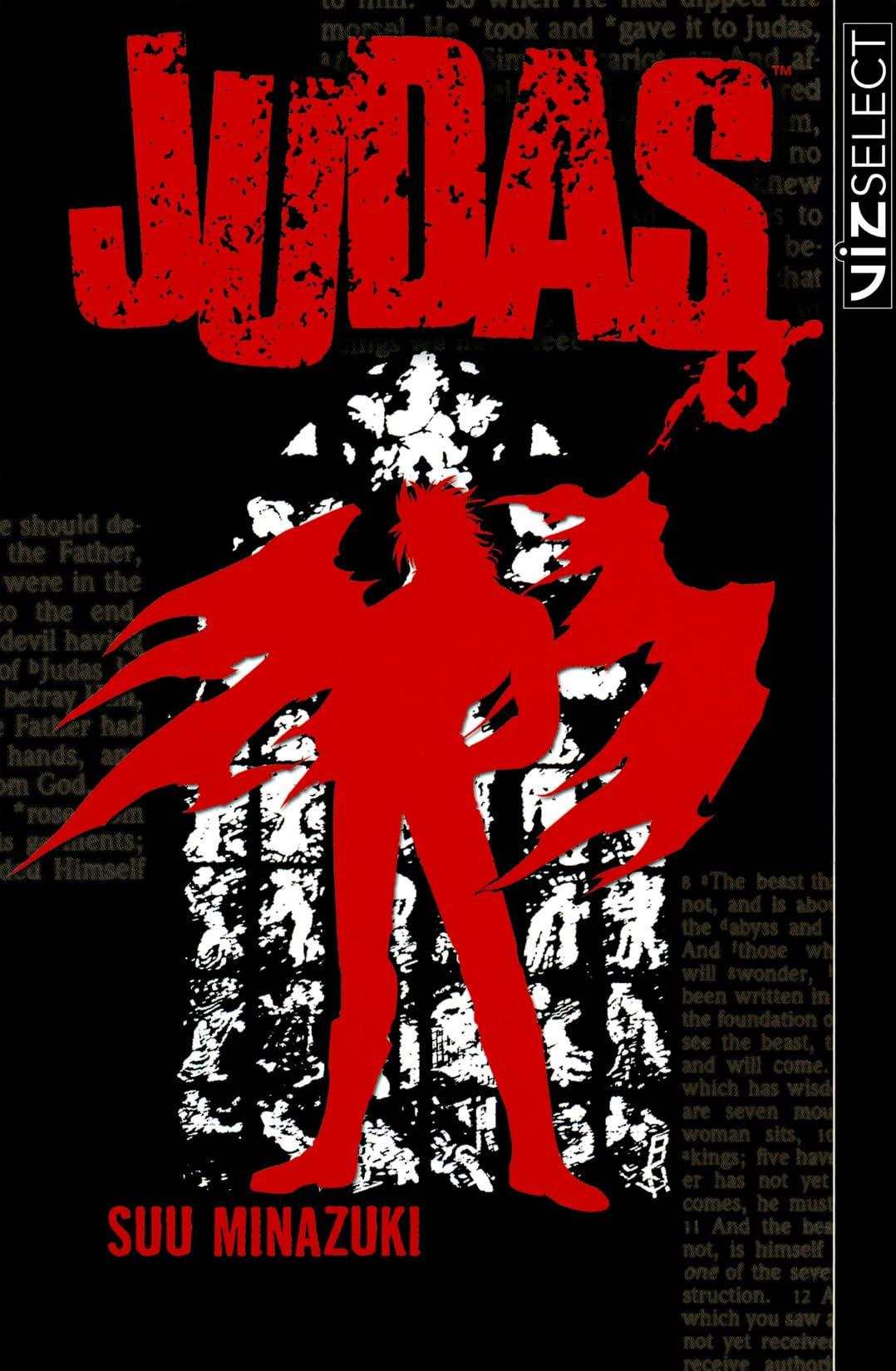JUDAS Vol. 5