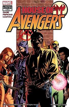 House of M: Avengers #1 (of 5)